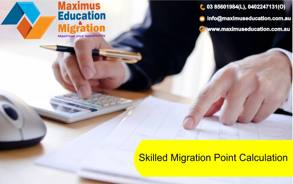 Skilled Migration Point Calculation
