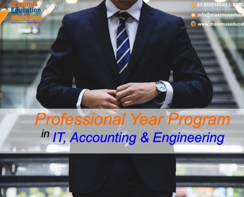 Professional Year Program in IT, Accounting and Engineering