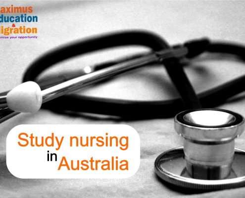Study nursing in Australia!