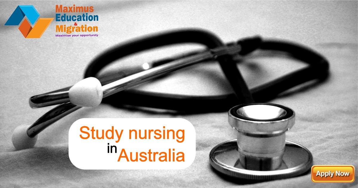 Study nursing in Australia!