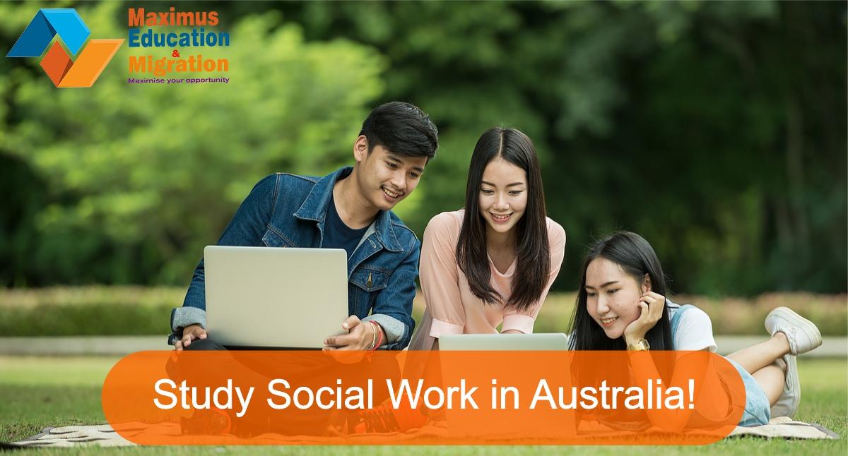 Study Social Work in Australia !!