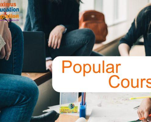 Popular Coruses